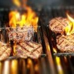 המבורגר על האש - גרילמן