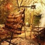 בשר אסאדו בצלייה - צ'ורסקו
