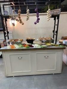 שולחן שוק במרכז-צורסק'ו