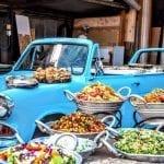 אוטו אוכל לפי תפריט משתנה-קייטרינג צ'ורסקו