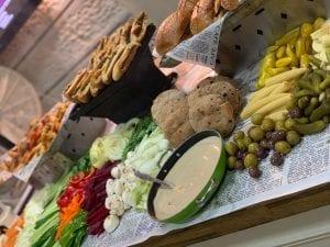 שולחן שוק לחתונה-צורסק'ו