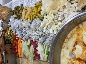 שולחן שוק שקשוקה-צורסק'ו